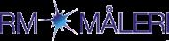 RM Måleri logotyp